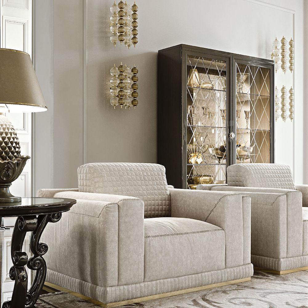 Keoma raffaello new classic style company news for New classic interior